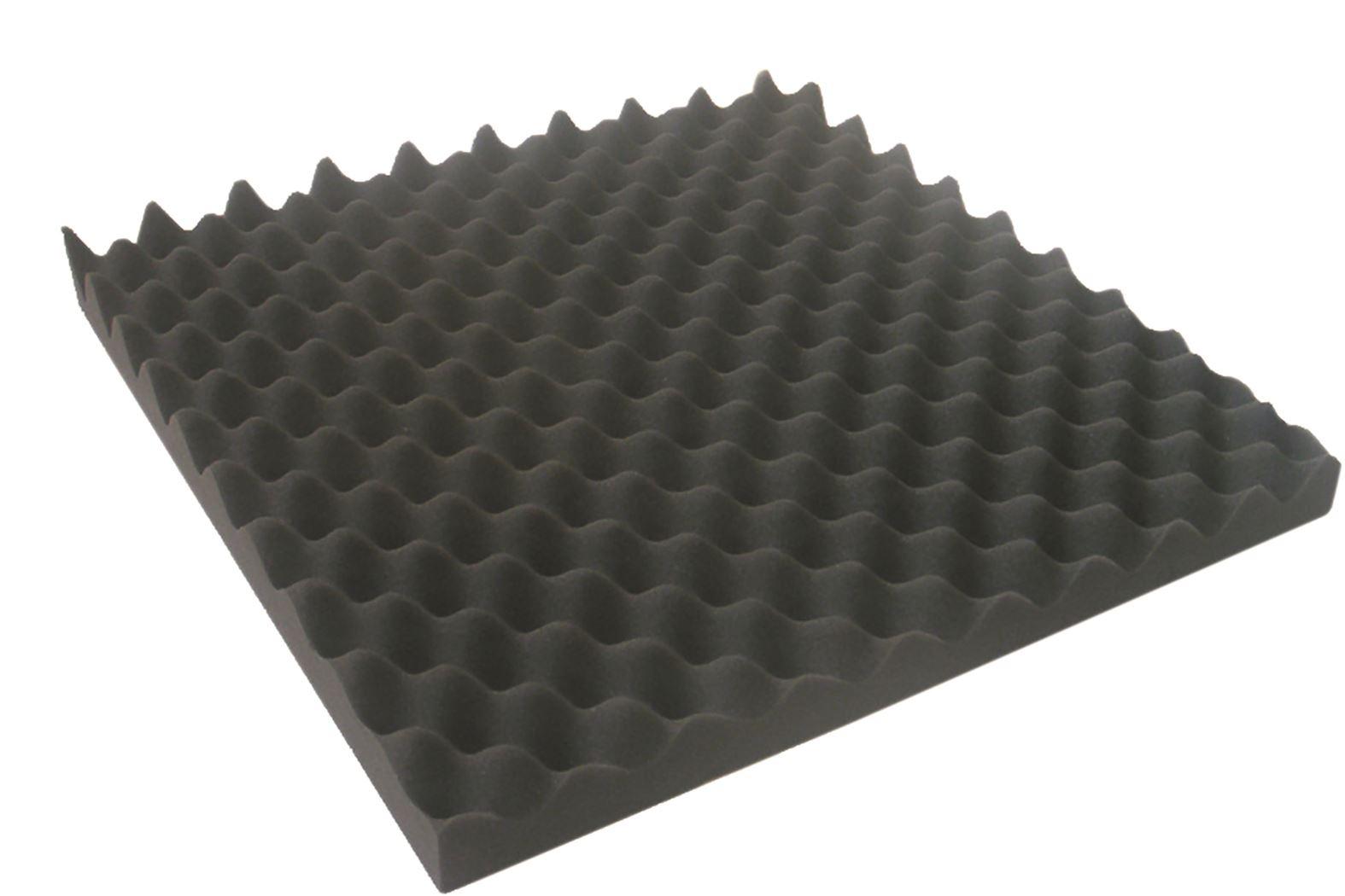 New Jersey Sound Acoustic Foam Tiles Ebay