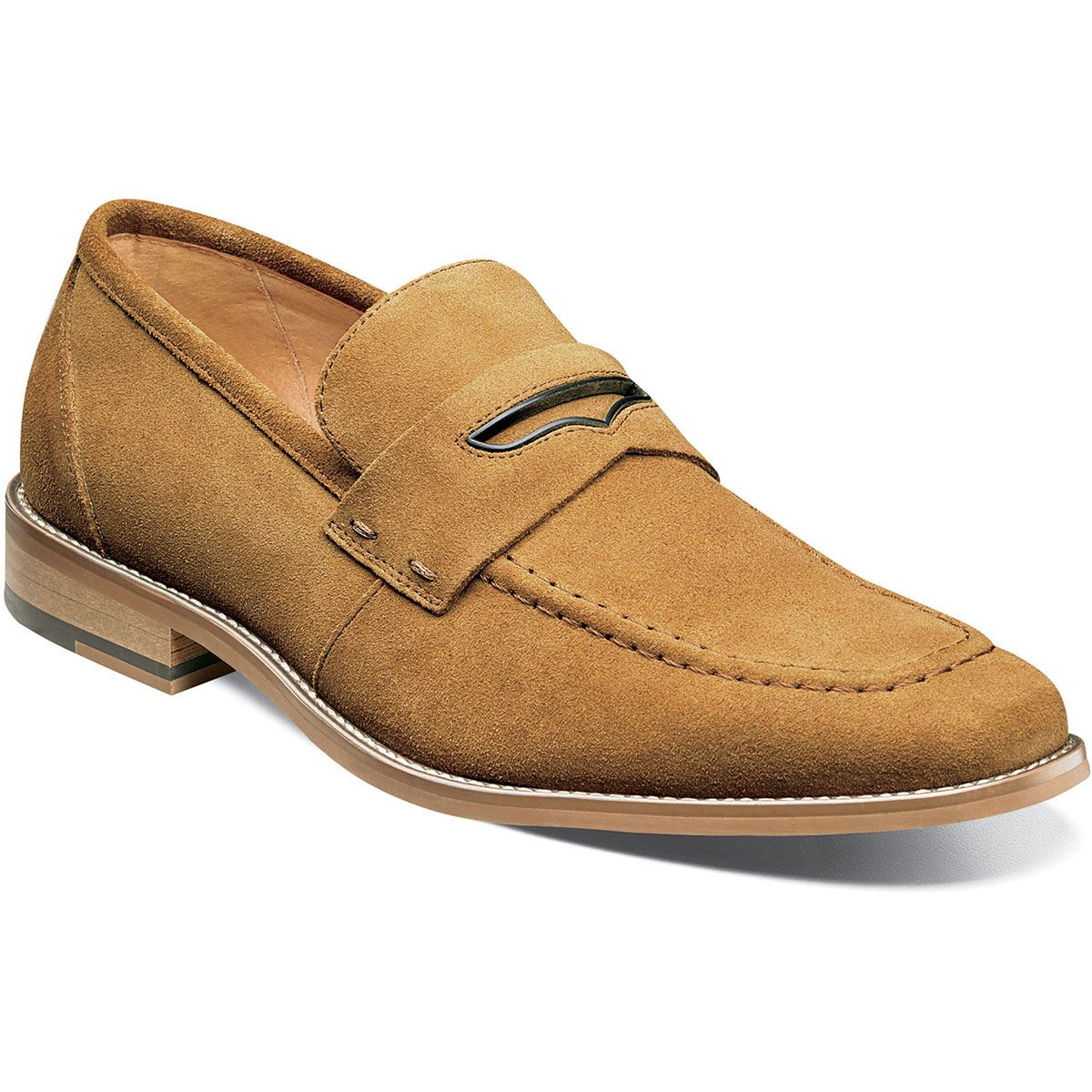 Stacy Adams Colfax Uomo Colfax Adams Moc Toe Penny Slip On (25205) bf3e37