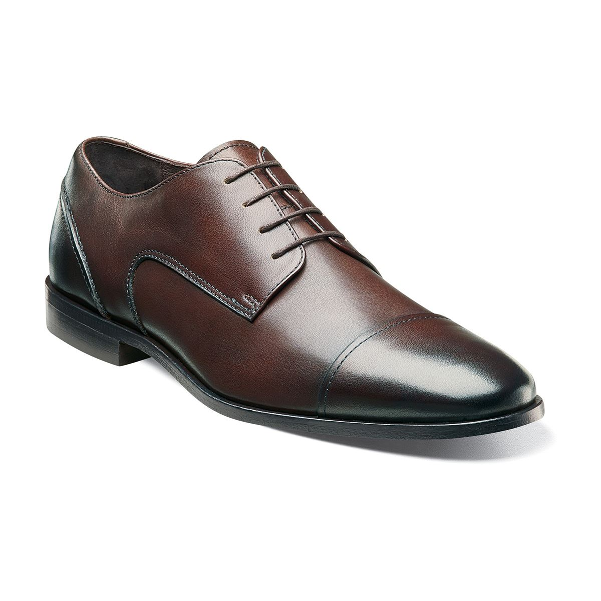 Men's Florsheim Jet Cap Ox 10 3e Brown Smooth Leather. About this product.  2 watching. Picture 1 of 2; Picture 2 of 2