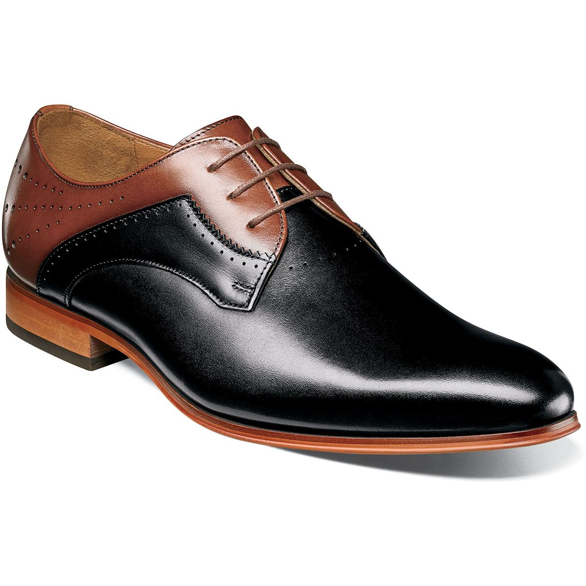 Stacy Adams Adams Stacy Uomo Savion Plain Toe Oxford (25177) c967da