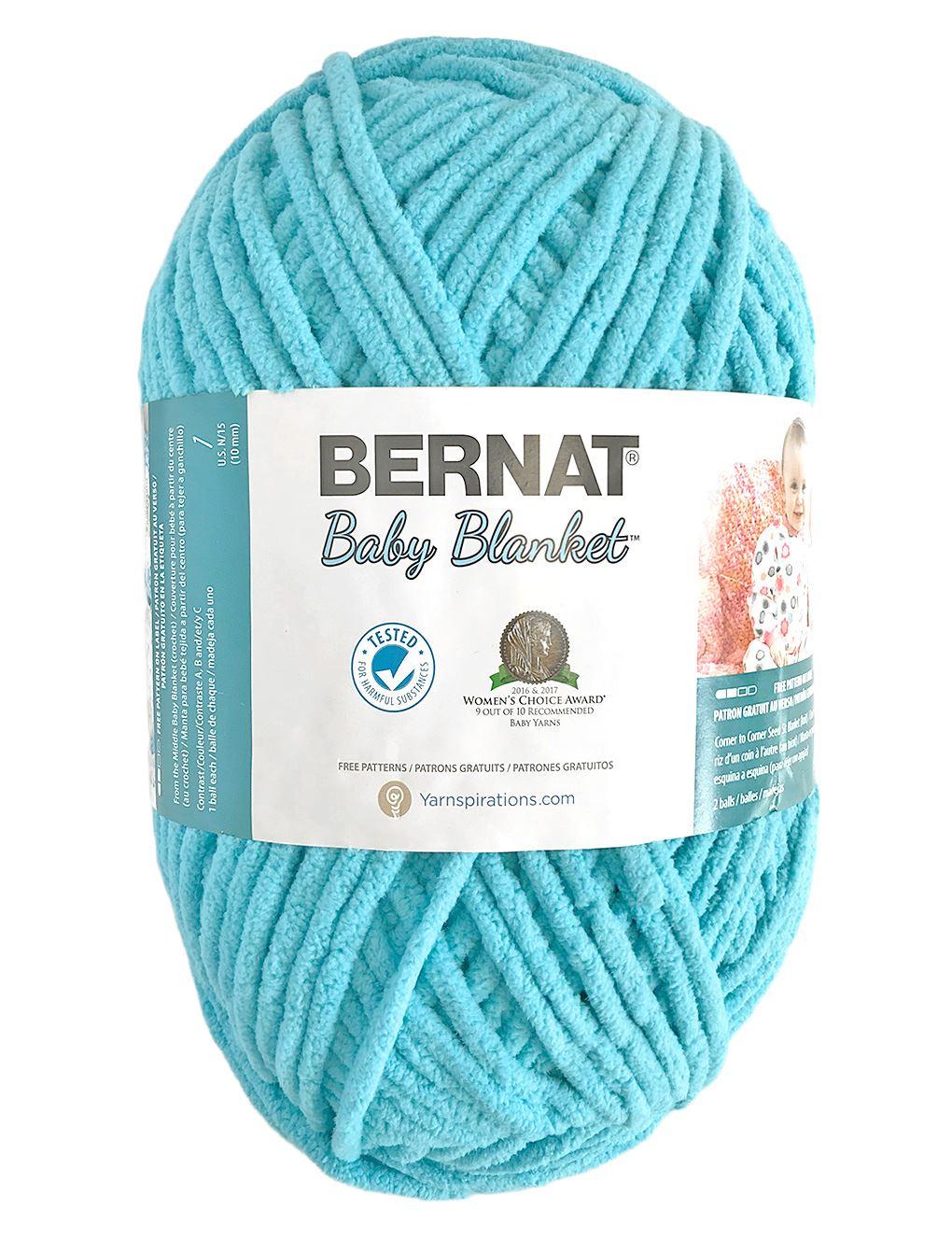 Bernat Baby Blanket Yarn 300g - Complete Range - Free Pattern   eBay