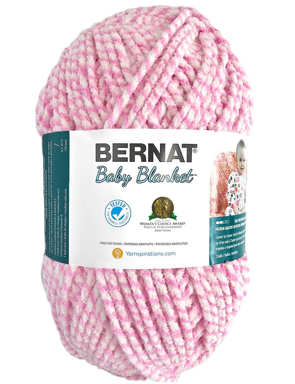 Perfecto Bebé Manta De Ganchillo Patrones Bernat Ornamento - Patrón ...