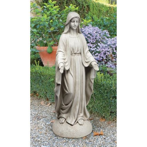 Ordinaire Image Is Loading Madonna Of Notre Dame Garden Statue