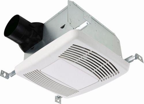 Continental Fan TF110L 110 CFM Tranquil Bathroom Fan with ...