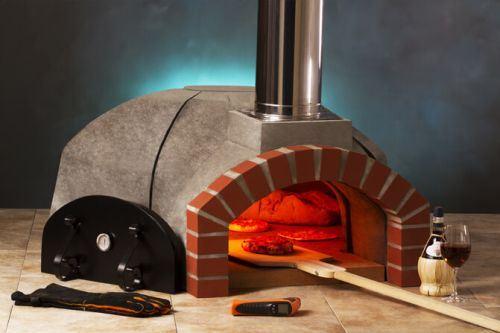 Premio2g 120 Indoor Outdoor 48 Wood Fired Pizza Oven Kit 708088198632 Ebay