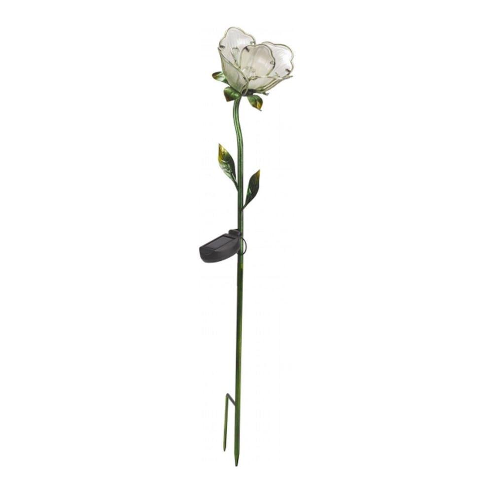 Smart-Jardin-Solar-Luz-LED-Jardin-Flor-Rosa-Amapola-Fushcia-CAMPANILLA-Blanca-Daffodil