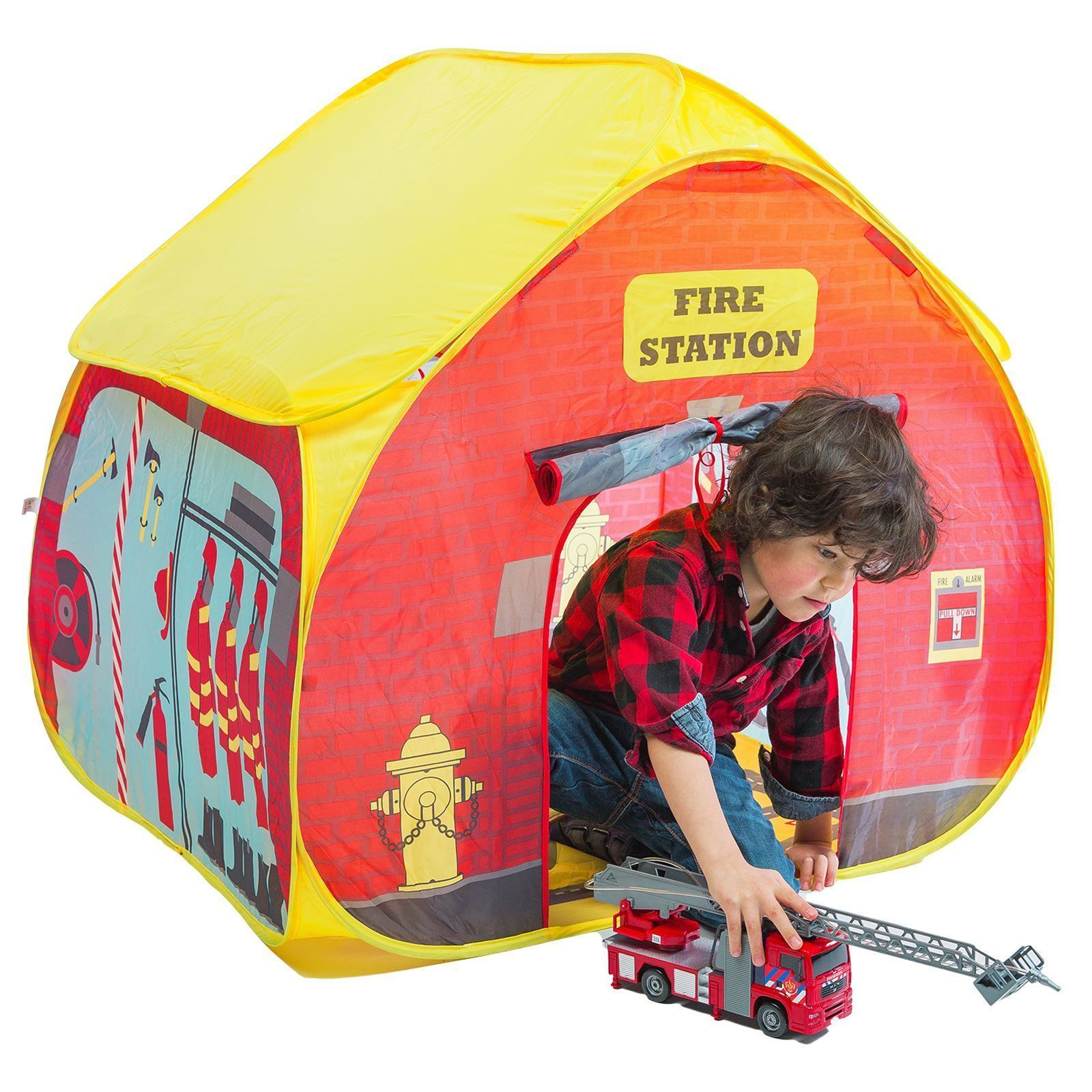 Pop It Up Boys Girls Playtents Play Tent Dinosaur Farm