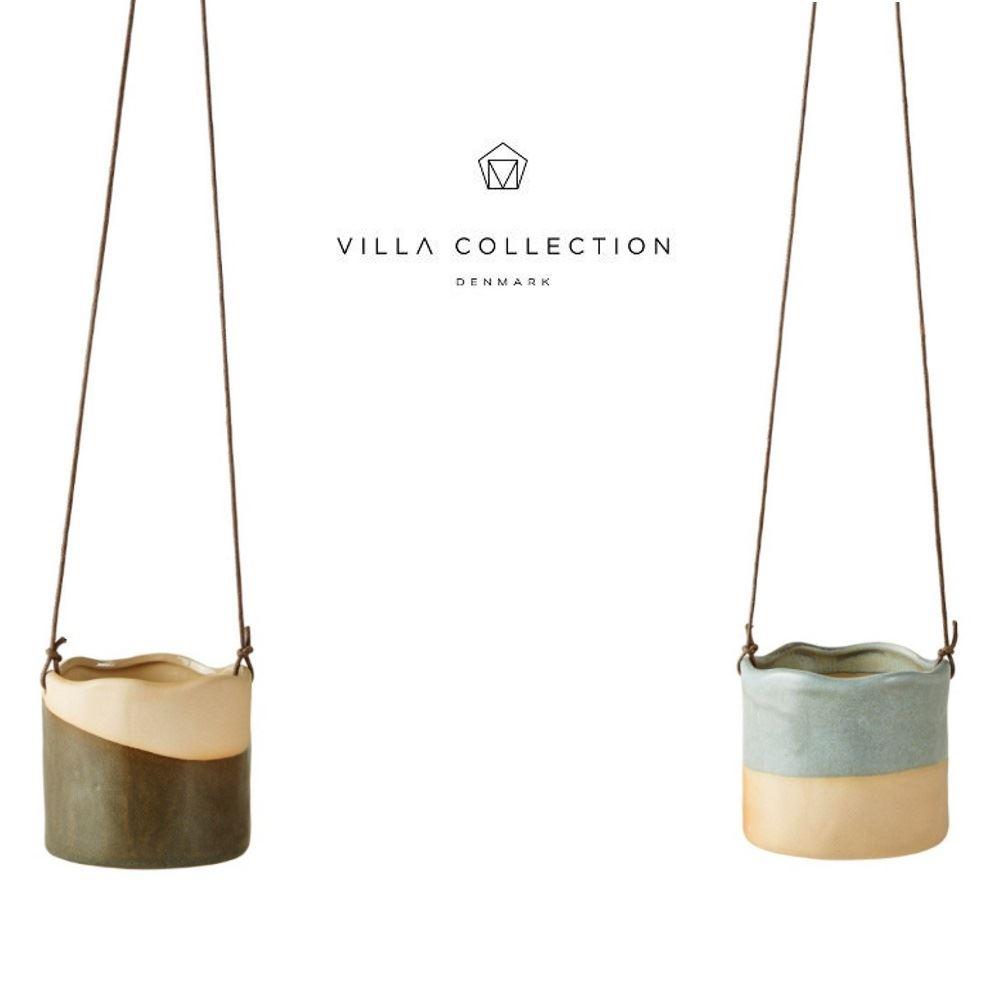 Villa Collection Wellen Design Innen Haus Wandbehang Pflanze ...