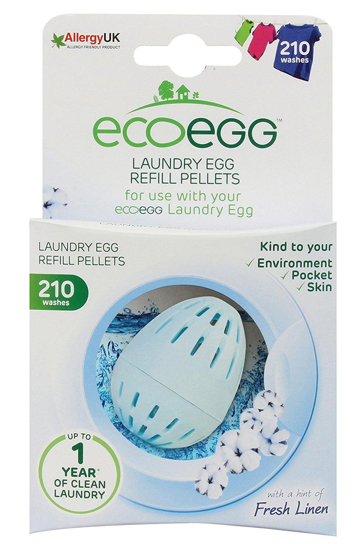 EcoEgg-Laundry-Egg-210-or-720-Washes-amp-Refills-Eco-Friendly-Washing-Detergent