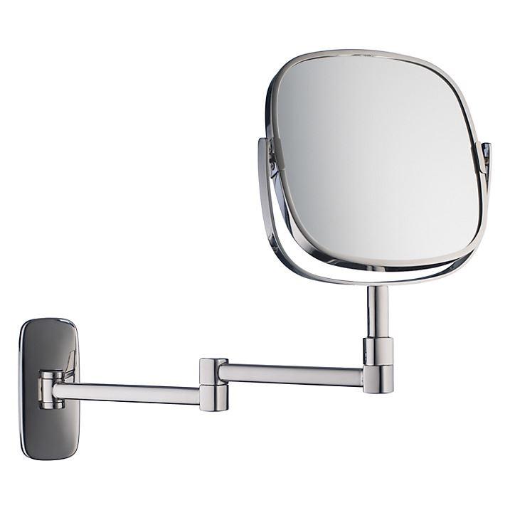Robert Welch Burford Bathroom Range Mirror Towel Rail