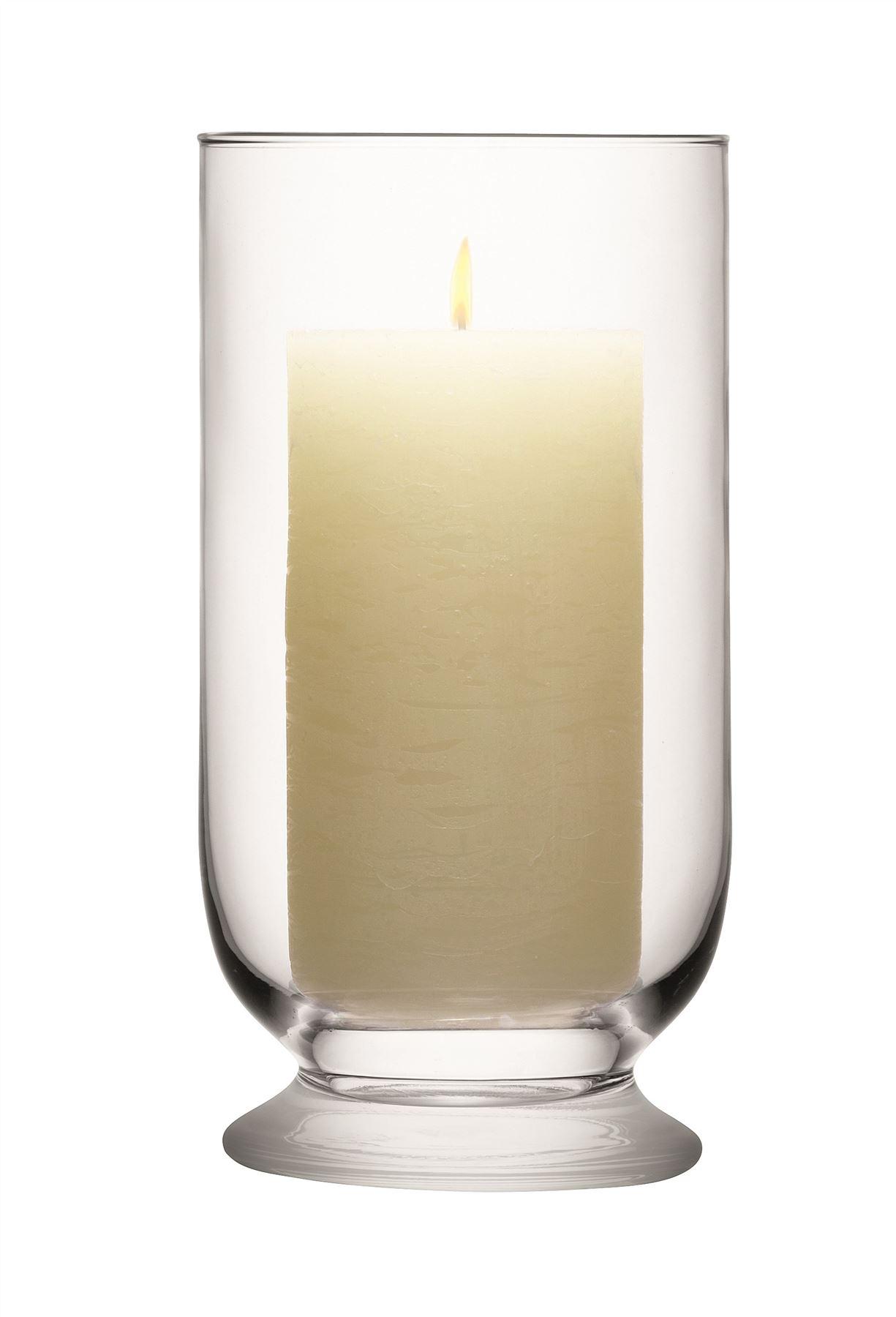 Cm Glass Storm Lantern