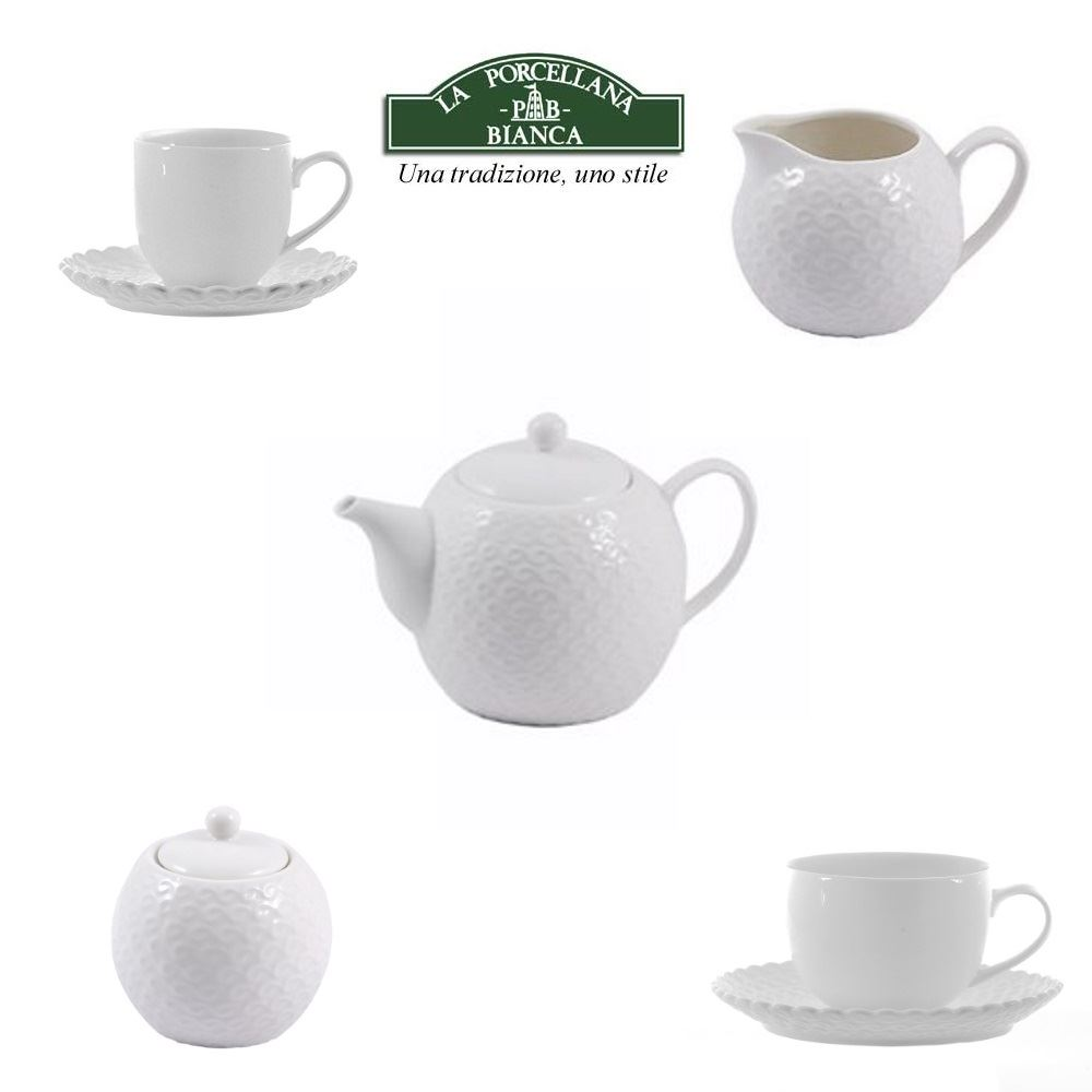 La Porcellana Bianca.Details About La Porcellana Bianca Momenti Teapots Creamer Sugar Bowl Tea Coffee Cup