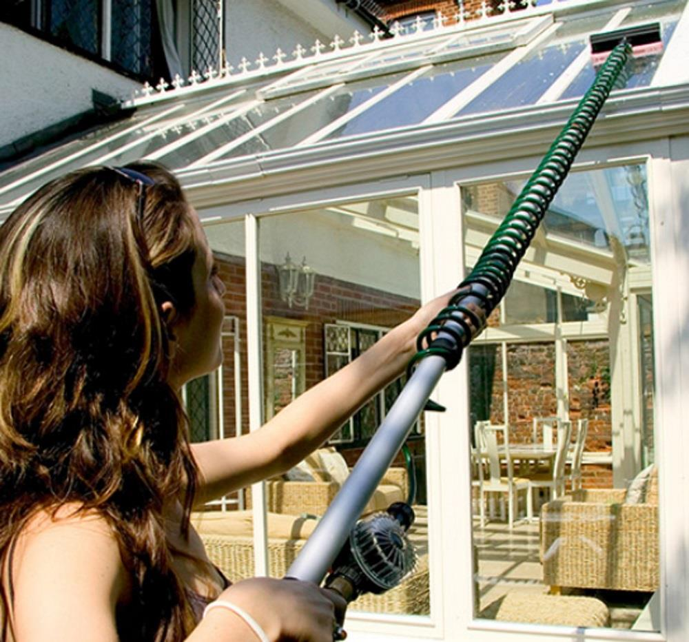 DARLAC SWOP TOP GLASS CLEANING SQUEEGEE WINDOW CLEANER