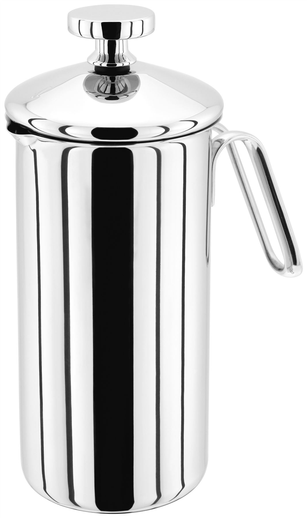 judge stainless steel cafetiere single or double wall coffee maker french press ebay. Black Bedroom Furniture Sets. Home Design Ideas