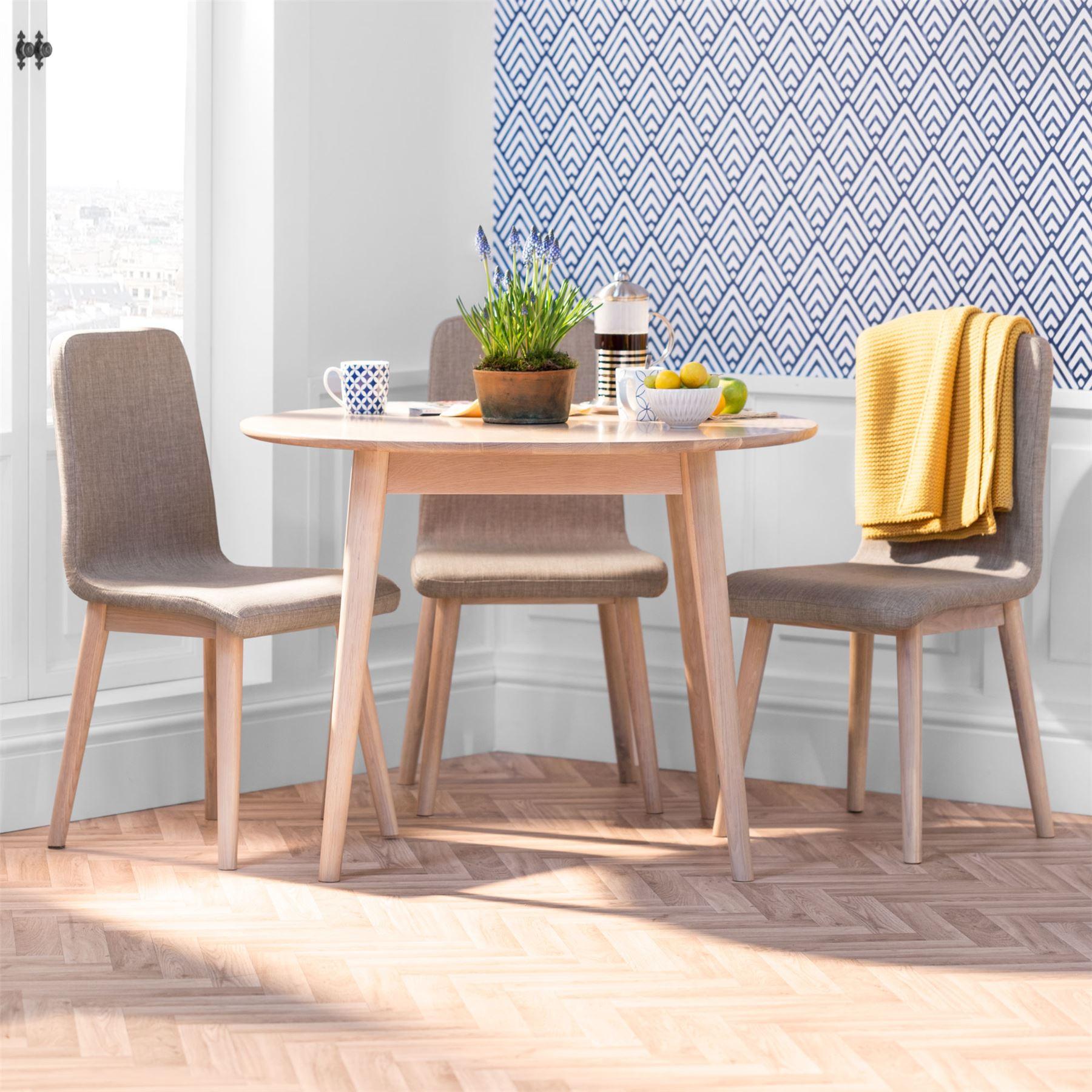 Marvelous Edvard Olsen Oak Round Table Light Oak Kitchen Table Complete Home Design Collection Lindsey Bellcom