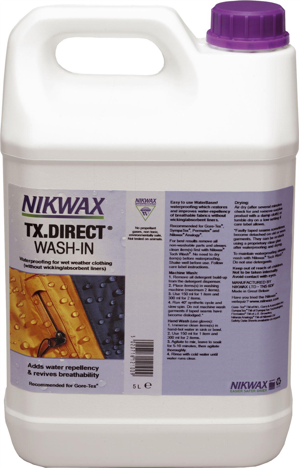 Nikwax TX Direct Wash-nella Clothing cura equina Cavallo Clothing Wash-nella 7b2c68