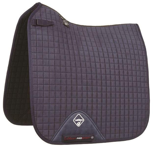 LeMieux ProSport Lustre/Suede Dressage 11903P Square (D-Ring) 11903P Dressage 2bf12a
