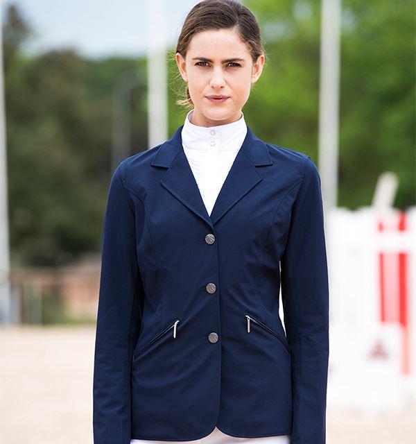 Horseware Ireland Femmes concours Show Veste Couleurs Diverses ccbodp