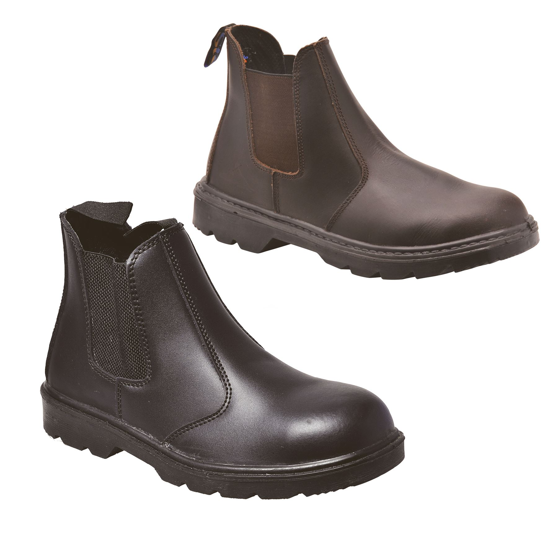 portwest steelite dealer safety boots shoes slip on steel