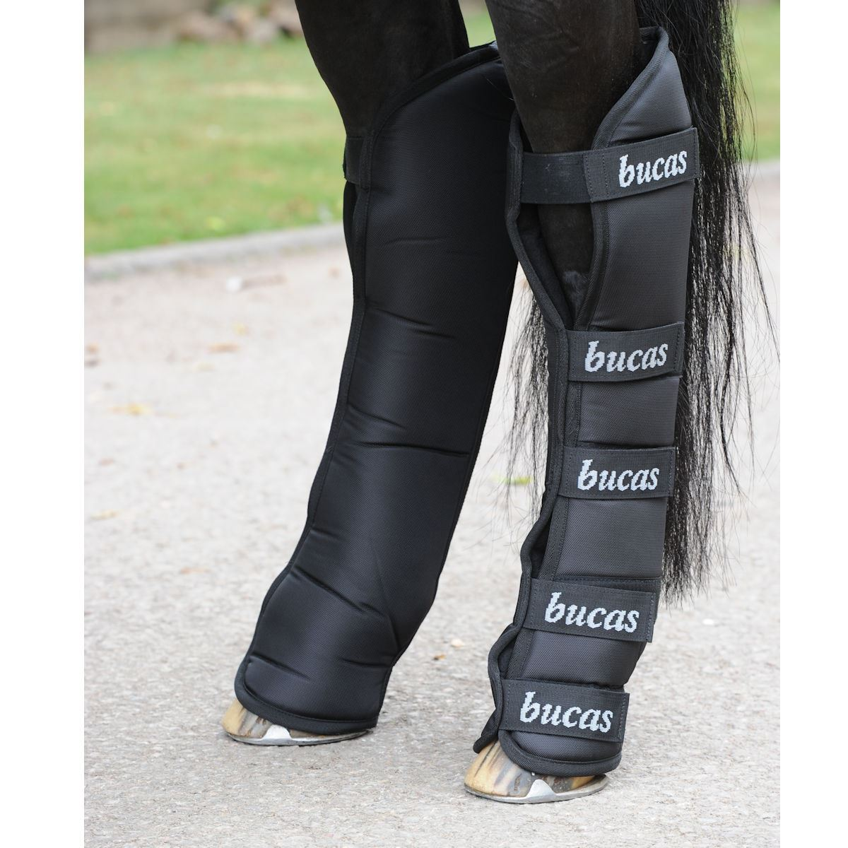 Bucas 2000 Secure Travel Horse Stiefel Secure 2000 Cushioned Proection dbbdd0