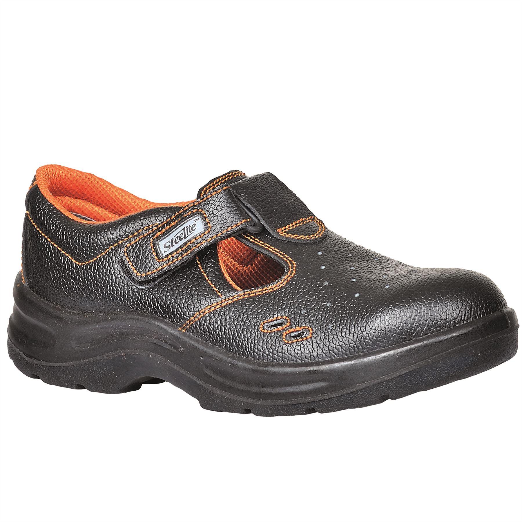 Botas Zapatos De Seguridad Portwest Ultra perforada Hook & Loop cierre Workwear FW86