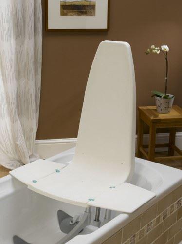 Neptune Lightweight Bathroom Bath Lift Bathing Aid Transfer ...