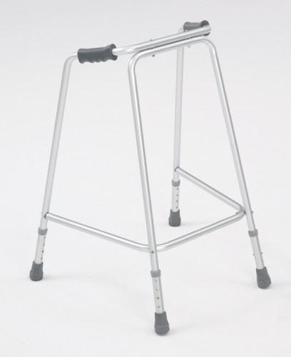 Narrow Lightweight Adjustable Height Walker Walking Frame Disability ...