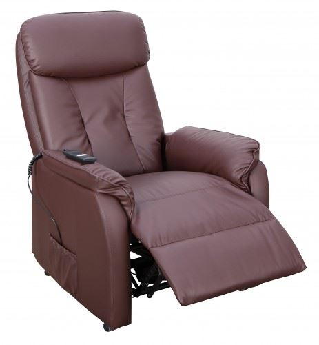 Natalia Twin Motor Riser Recliner Chair Rise Recline Armchair Heat Amp