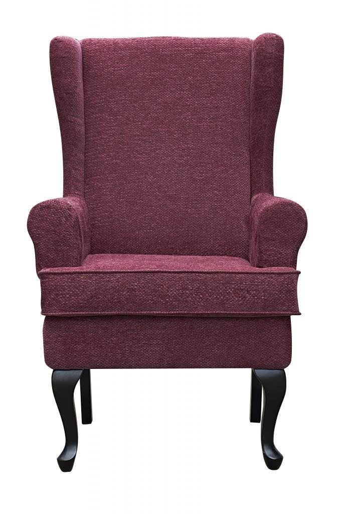 NEW Paris Orthopaedic Arm Chair Winged High Back