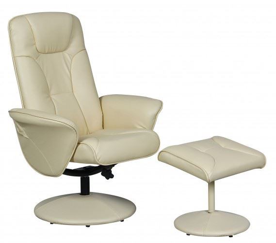turin swivel recliner chair reclining armchair with free matching