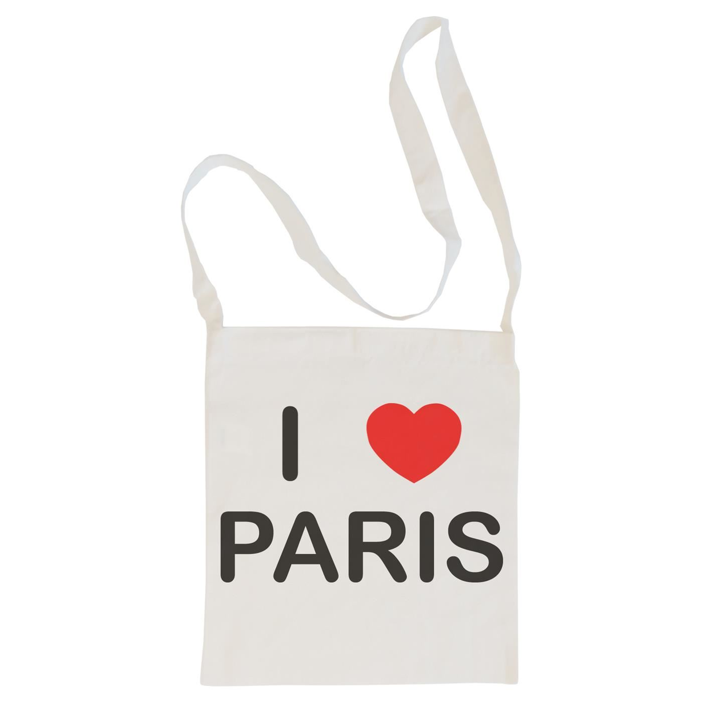 I Love Paris - Cotton Bag