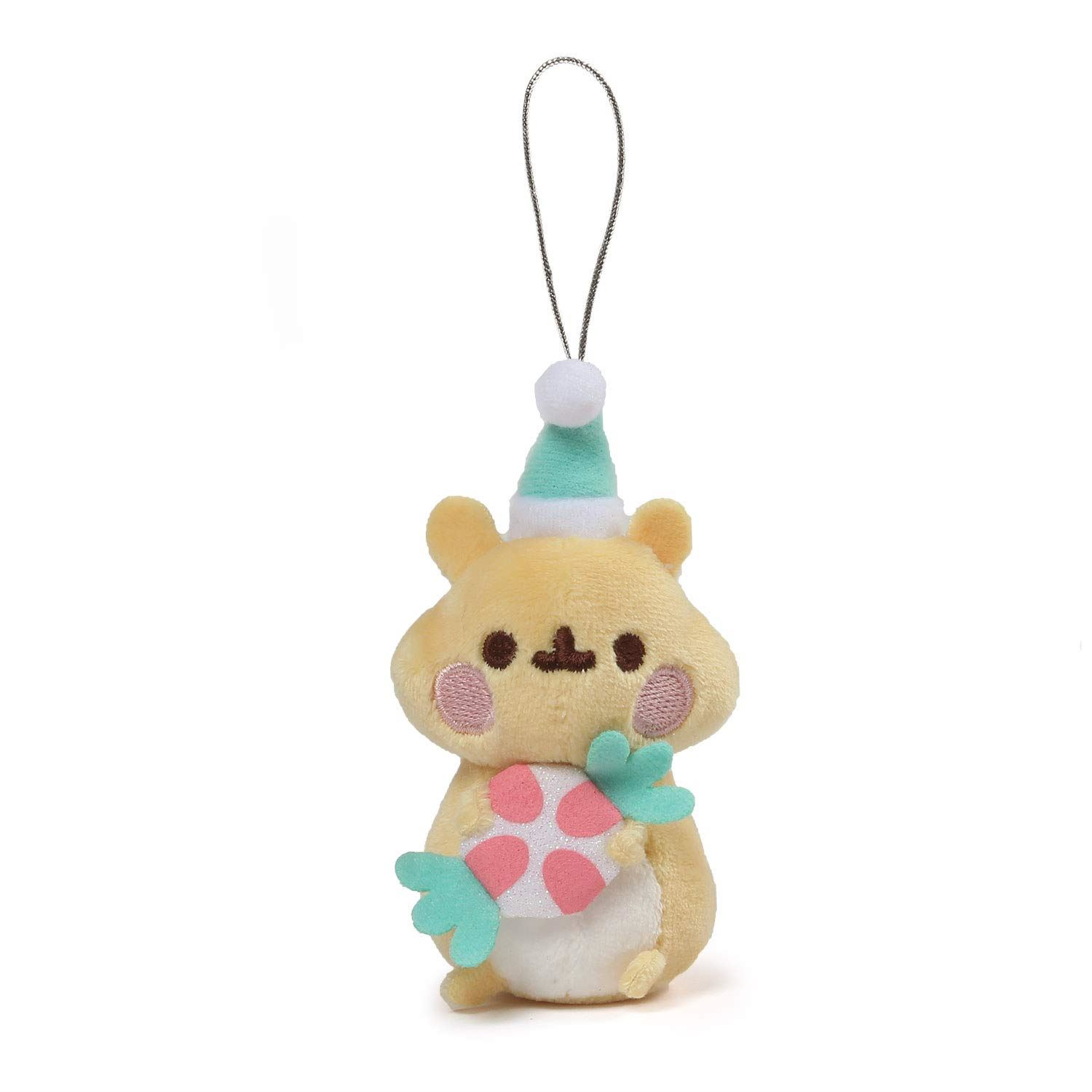 Gund Pusheen Christmas Surprise Mystery Blind Box Series 8 4061025 ONE SUPPLIED