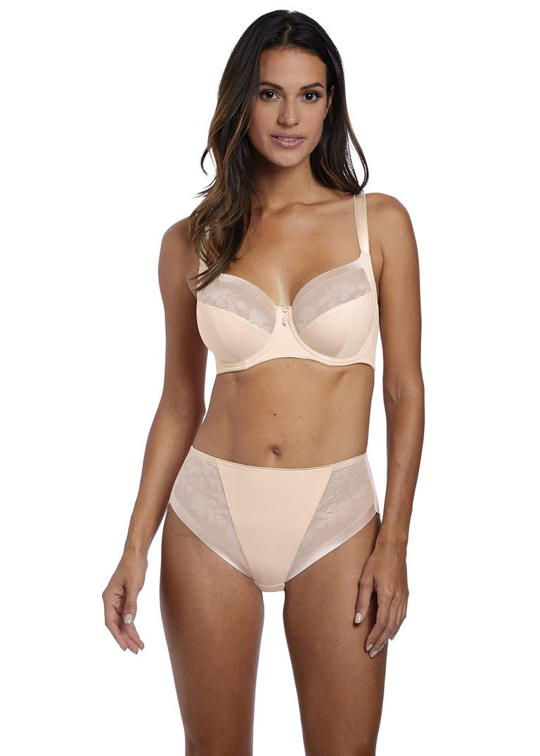 e2824fd3d4 Fantasie Illusion Bras Underwire Full Cup Side Support Bras Various Sizes  And Colours including White Black And Nude