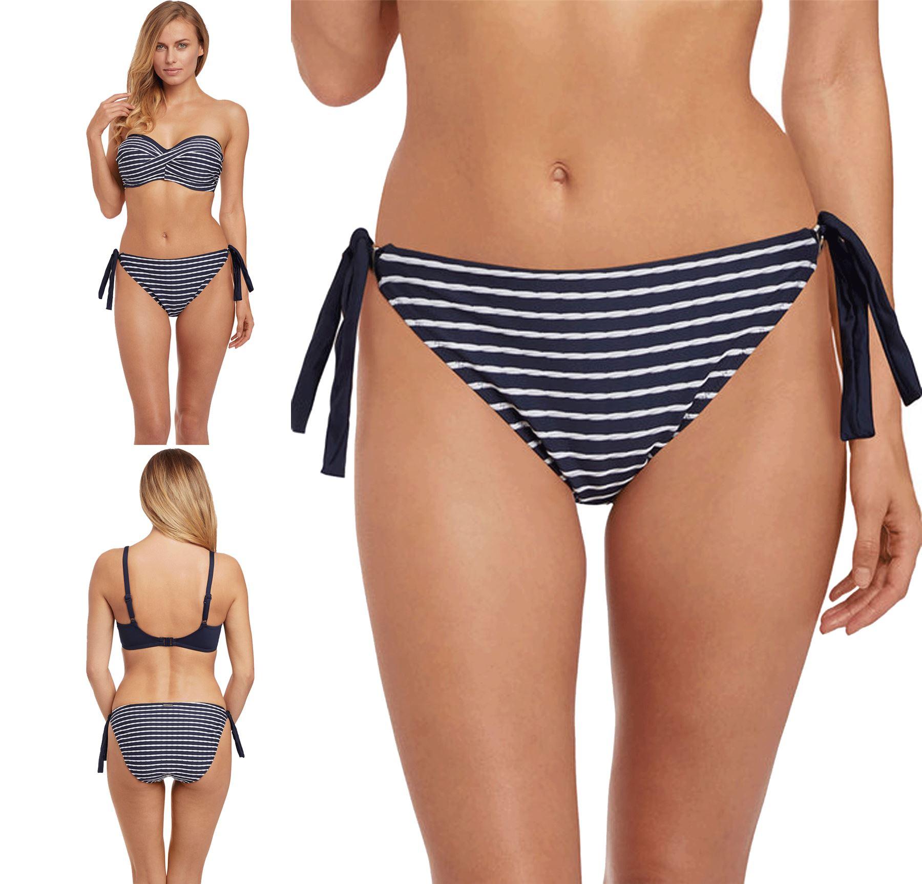 Fantasie San Remo FS6506 Mid Rise Bikini Brief INK CS