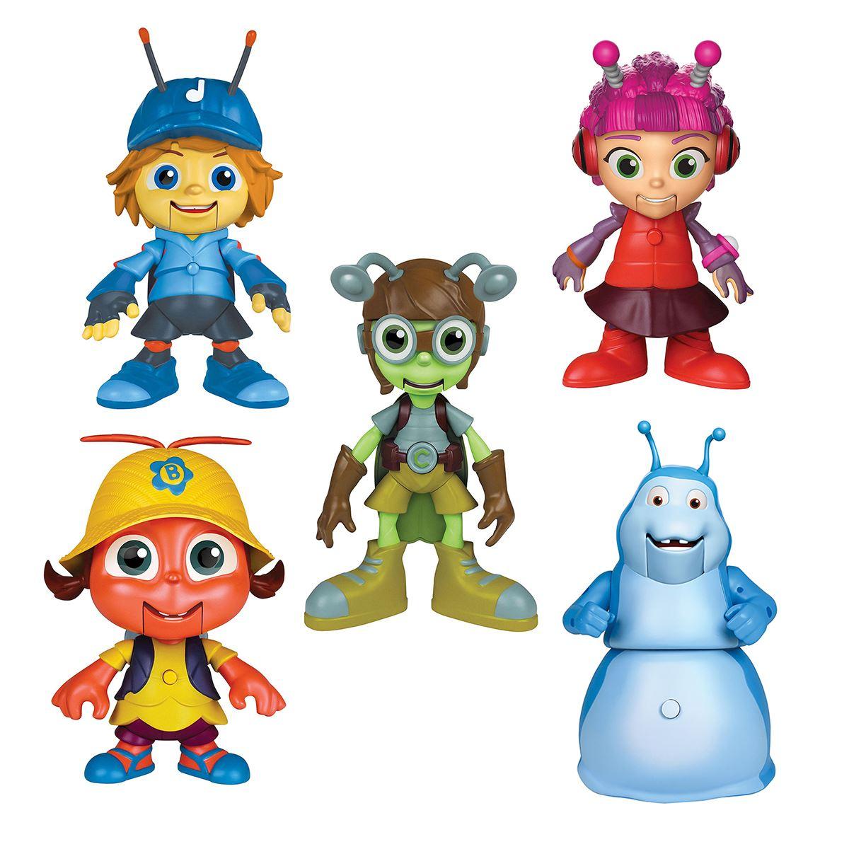 beat bugs Singing Crick Netflic Character TV Show