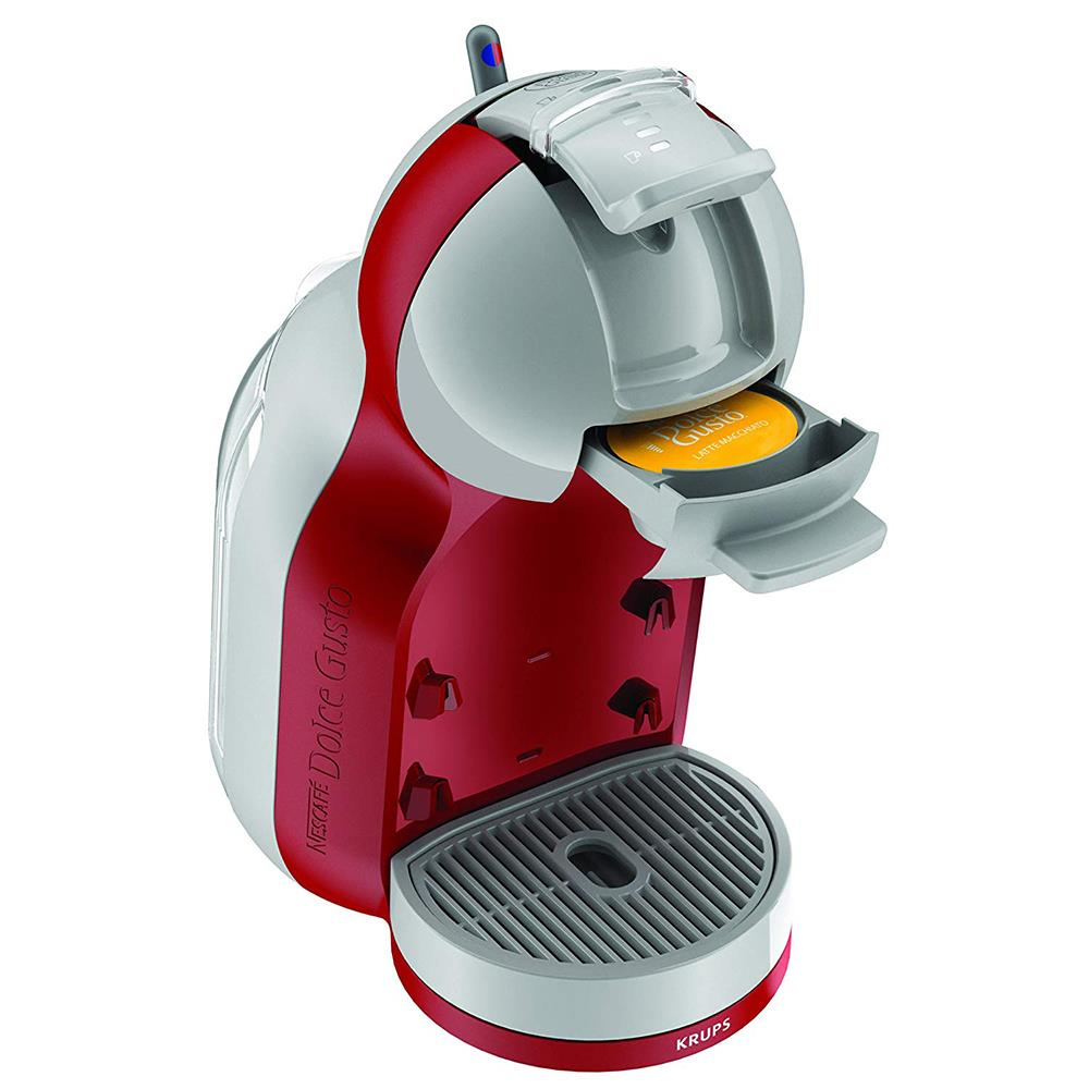 Details About Nescafe Dolce Gusto Krups Kp120540 Mini Me Automatic Coffee Machine Red
