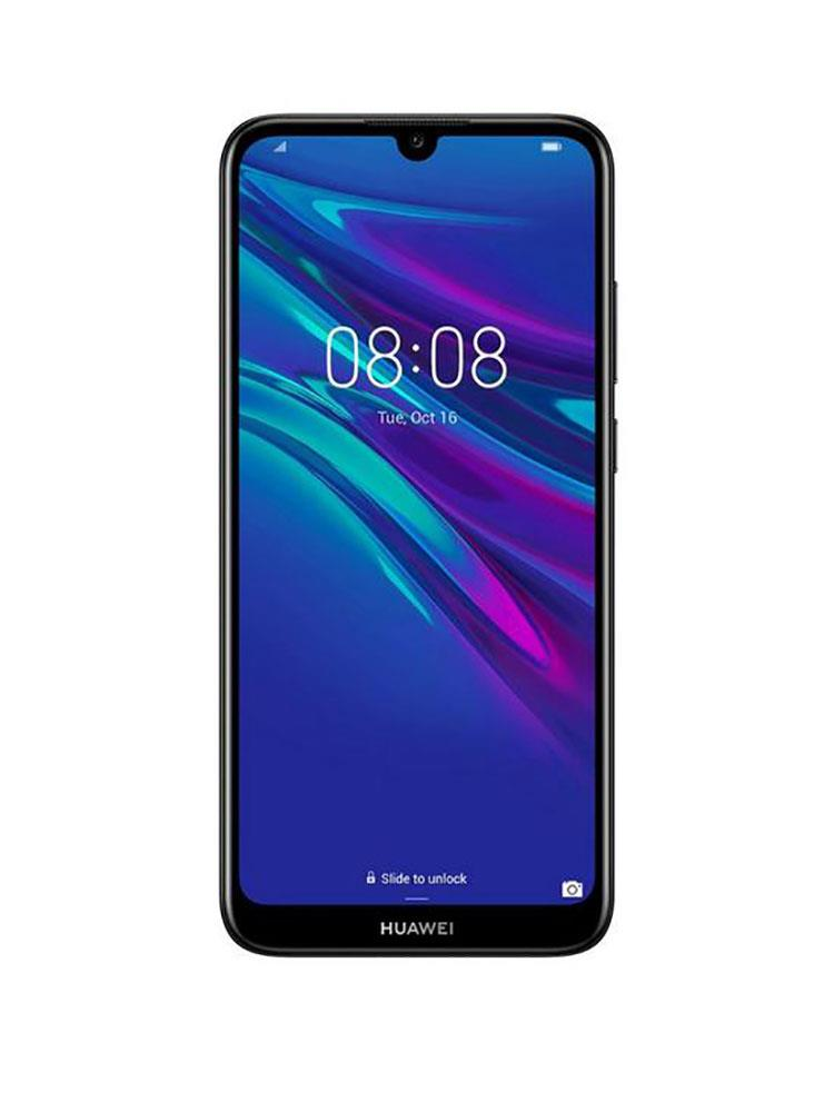 """Details about Huawei Y6 2019 Smartphone 6 09"""" Android 32GB Midnight Black  Unlocked Sim Free"""