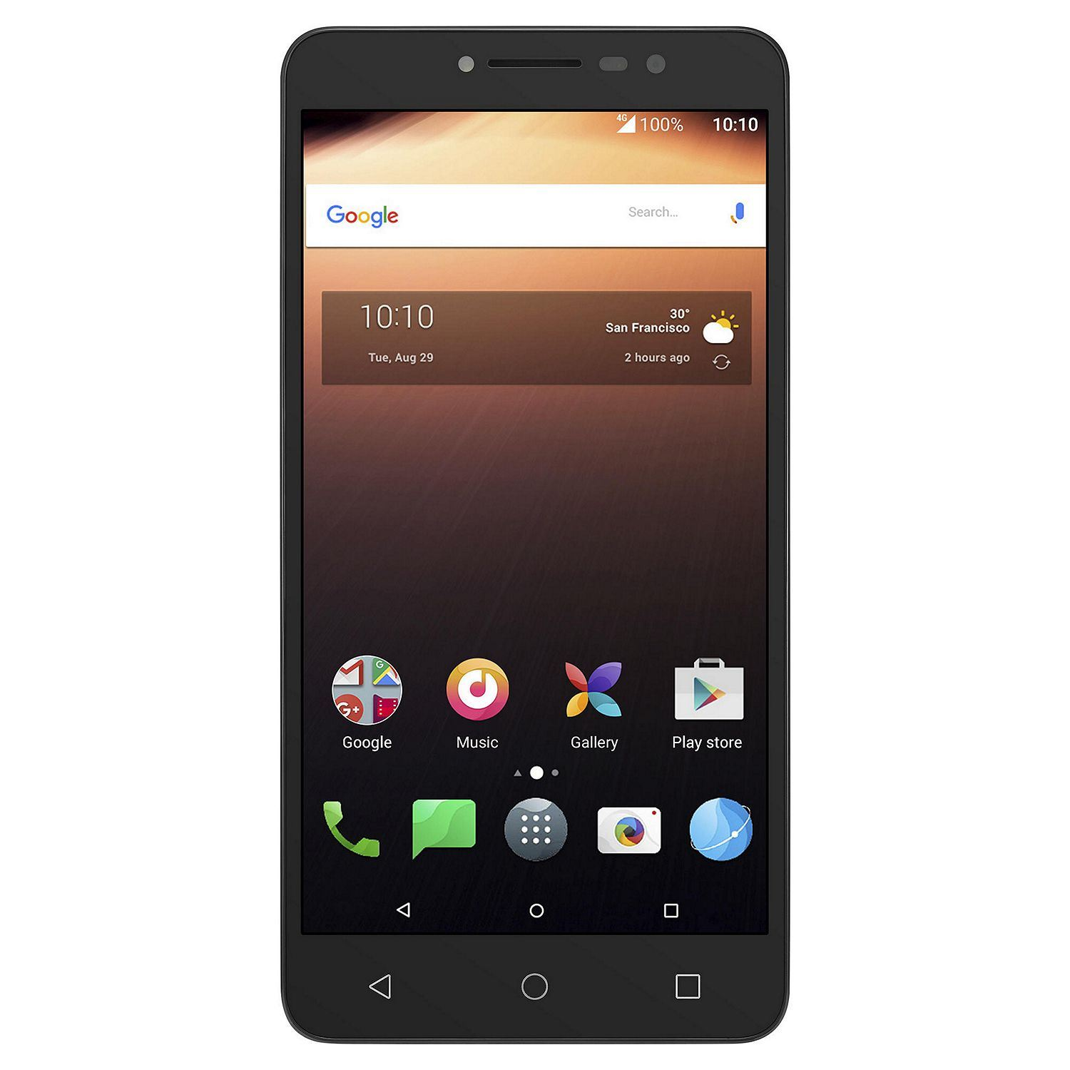 big sale 43c92 d2b5f Details about Alcatel A3 XL Smartphone 6
