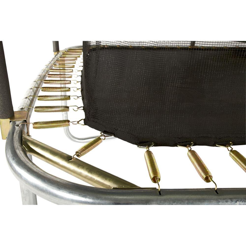 Plum 8ft X 14ft Rectangular Outdoor Trampoline With