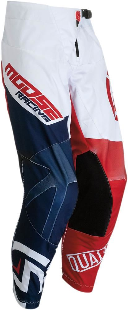 Moose Racing Qualifier™ S19 MX Motocross Jersey Red//White//Blue