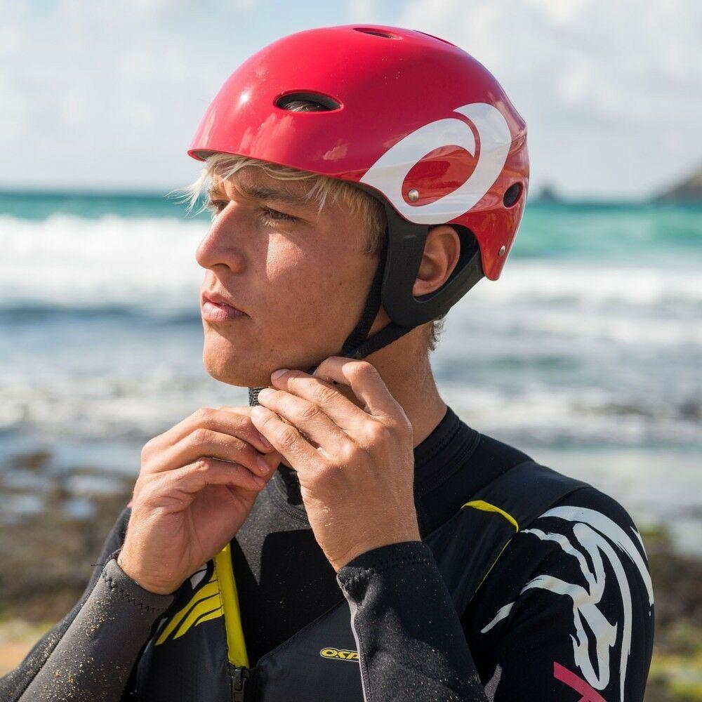 Wassersport Schutzhelm Kanu Kajak Brett CE geprüft Kinder Erwachsene