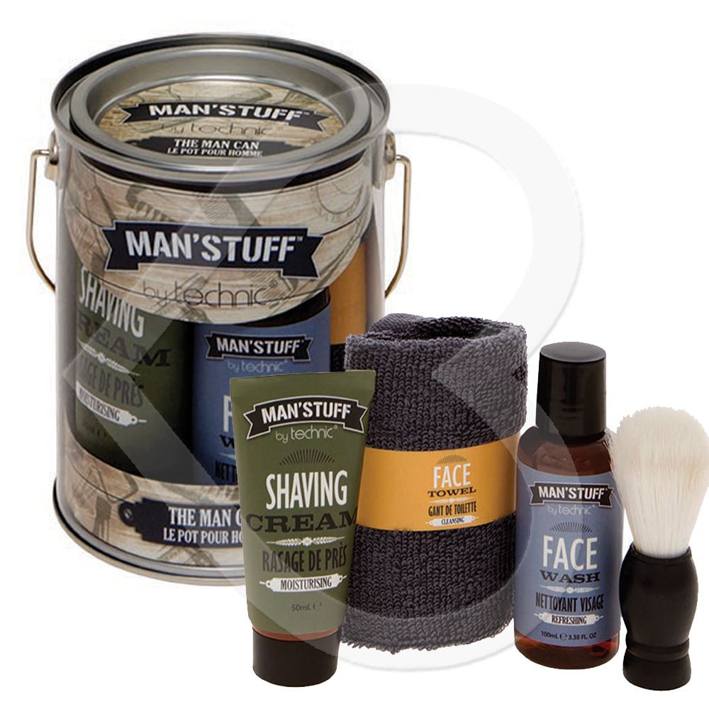 Technic man 39 stuff men 39 s bath body toiletry gift sets for Mens bath set