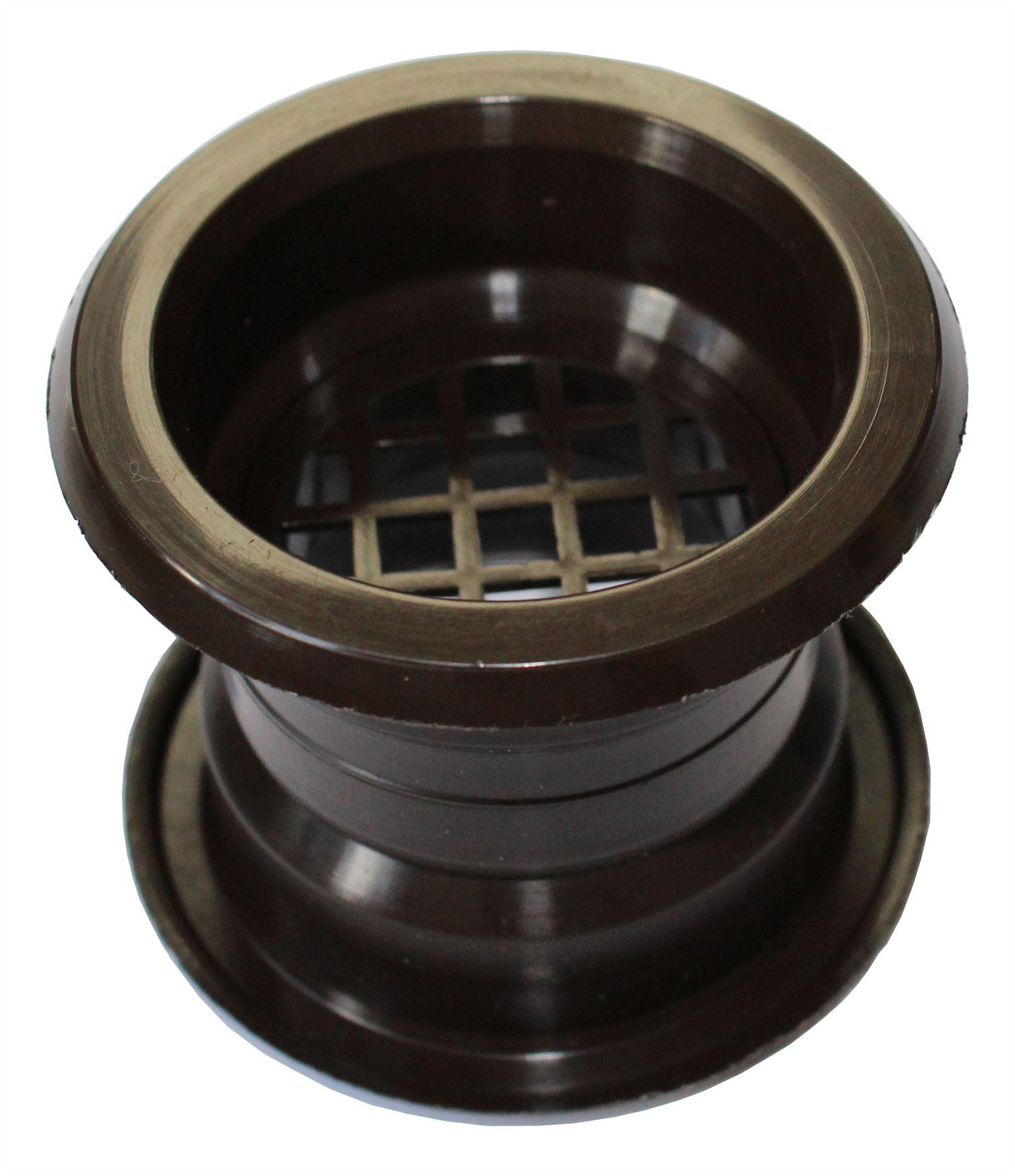 Mini-Circle-Collar-Air-Vent-Grille-Door-Ventilation-  sc 1 st  eBay & Mini Circle Collar Air Vent Grille Door Ventilation Hole Covers 4pcs ...