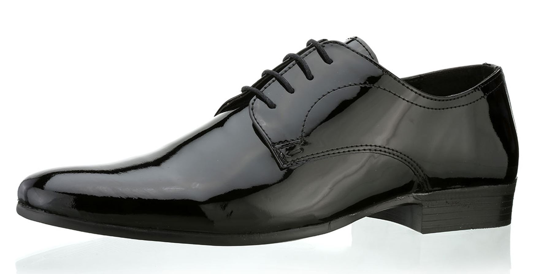Red Tape Southhill Mens Leather Patent