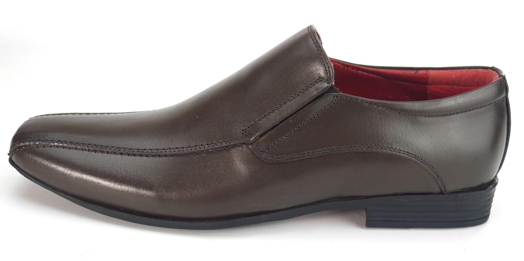 3a2cb52e83efa Lado a pie para hombre alta calidad Real zapatos de cuero. Estos zapatos  cuentan con una parte superior de cuero genuino a diferencia de la  artificial ...