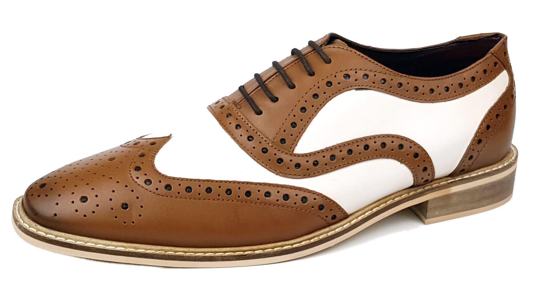 Frank Lacet James Bicolore Chaussures 1920 Richelieu Newham Homme dCBrxWoe