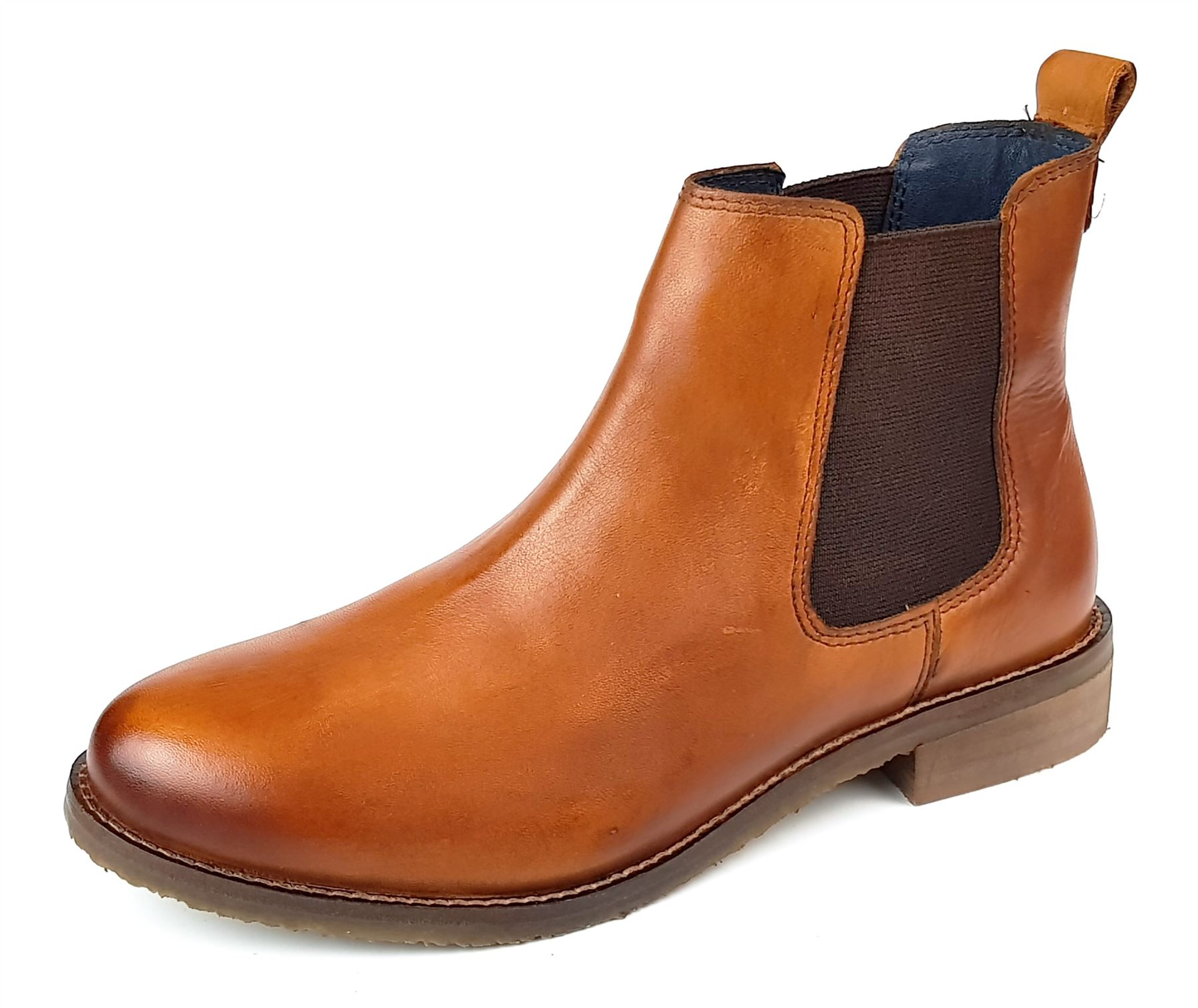 Brown Womens Ankle Boots