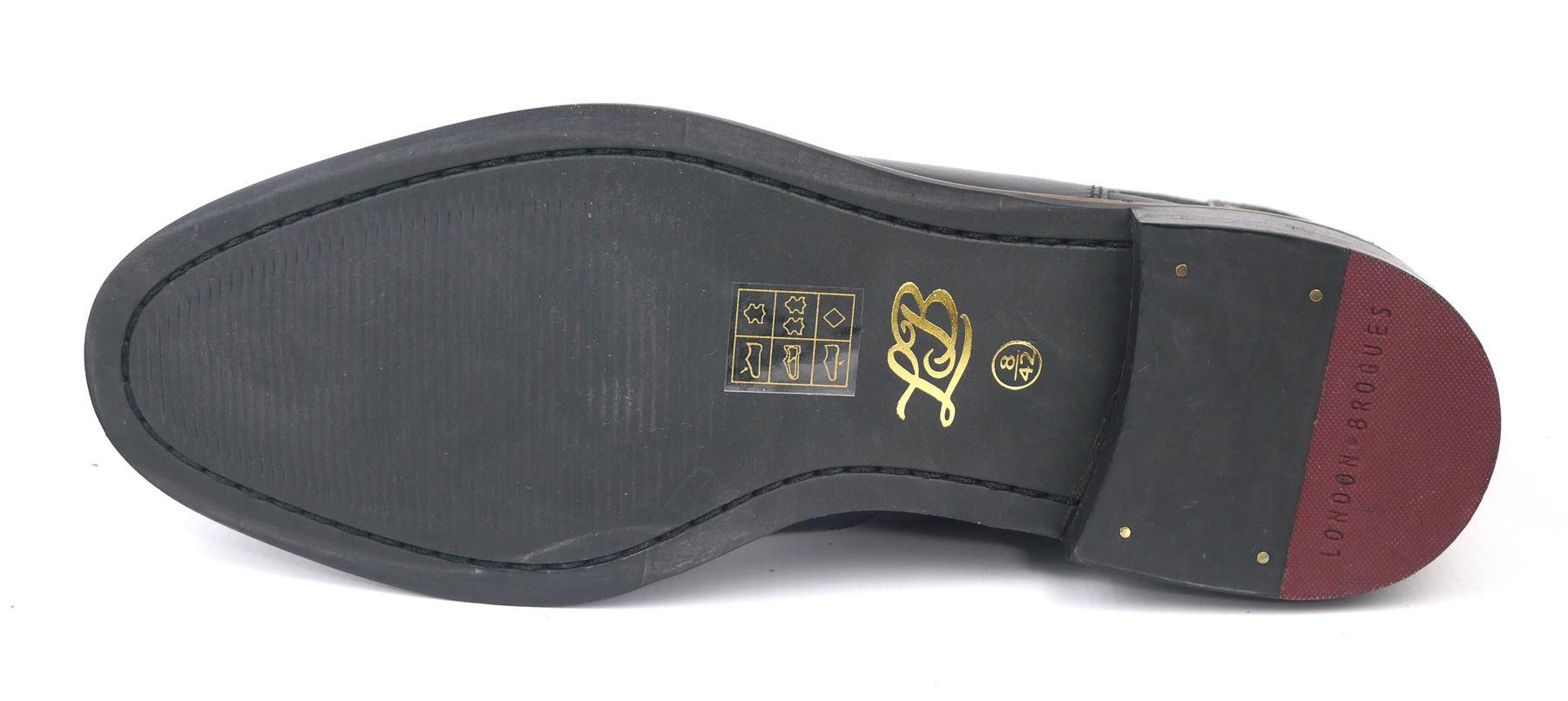 Skechers VERDETTO Stivaletti impermeabile da Di uomo in Schiuma Memory Scarpe Di da Pelle 0d7477
