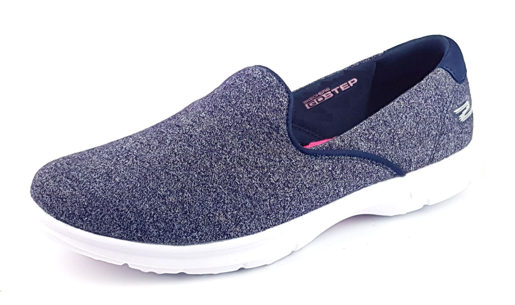 zapatillas skechers azul marino