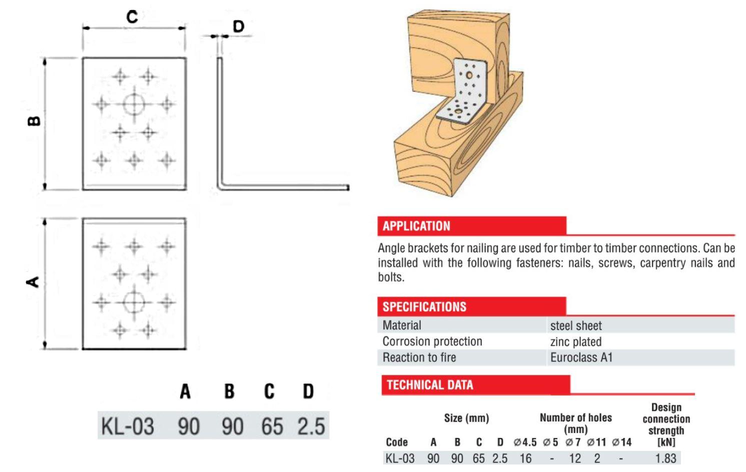 New Multi Framing Anchor Bracket Connection Zinc Packs | eBay